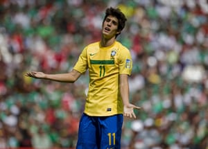 Players in Fifa 12: Lucas Piazon of Brazil