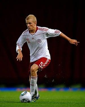 Players in Fifa 12: Nicolai Boilesen of Denmark