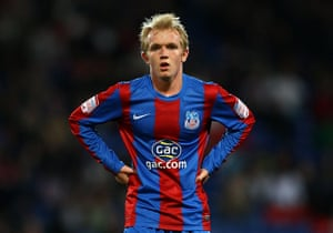 Players in Fifa 12: Jonathan Williams of Palace