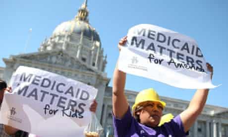 US health insurance, Medicaid