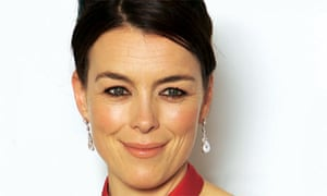 What I see in the mirror: Olivia Williams