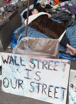 Occupy Wall Street: Occupy Wall Street Protests