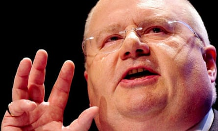 Eric Pickles says every household in England has a basic right to have rubbish collected every week