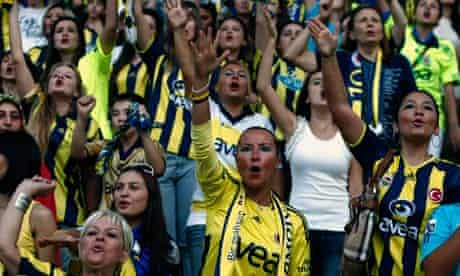 Fenerbahçe are to introduce a women-only specators' area