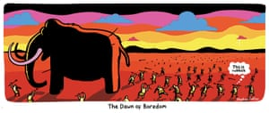 Stephen Collins: Stephen Collins: The Dawn of Boredom