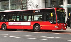The UK's first atheist advertising campaign launches in 2009