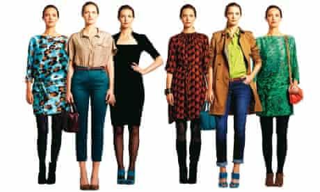 Mary Portas/Melanie Rickey fashion collection