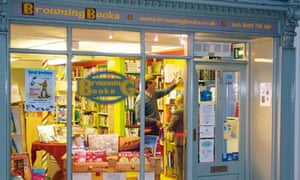 Wales: Browning Books Book Town Blaenavon