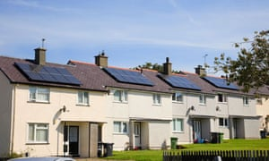 UK boom in solar panels