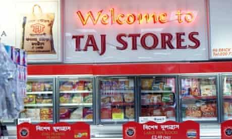 Taj stores supermarket