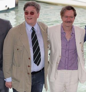 "Venice 2011: Tinker: ""Tinker, Tailor, Soldier, Spy"" Photocall - 68th Venice Film Festival"