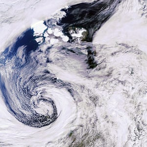 Satellite Eye on Earth: Northern Sea Route , Arctic