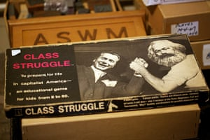 Working Class library: Class Struggle, a board game