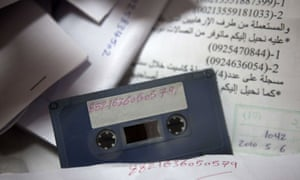 Libya intelligence documents
