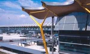 Madrid's Barajas airport
