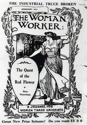 Working Class library: The Woman Worker journal from 1917
