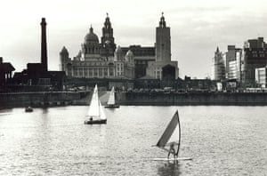 Archives Awareness: Albert Dock in Liverpool. The city was European Capital of Culture in 2008