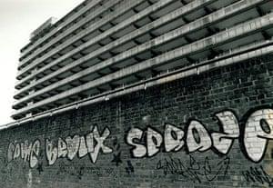 Archives Awareness: Graffiti in Southwark, February 1990