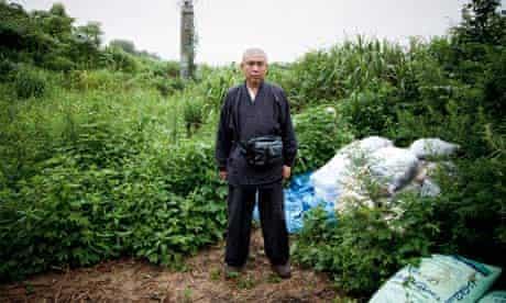 Fukushima nuclear accident: Priest Koyu Abe
