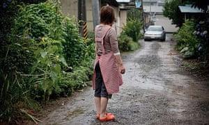 Fukushima nuclear accident: Masami Takano's mother