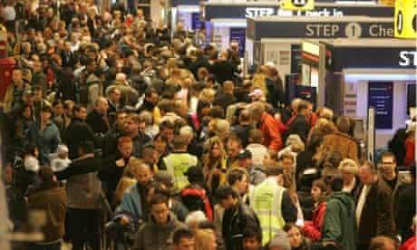 Costs of airport security spirals