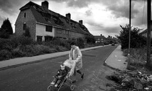 Social housing tenants.