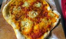 Silver Spoon recipe pizza