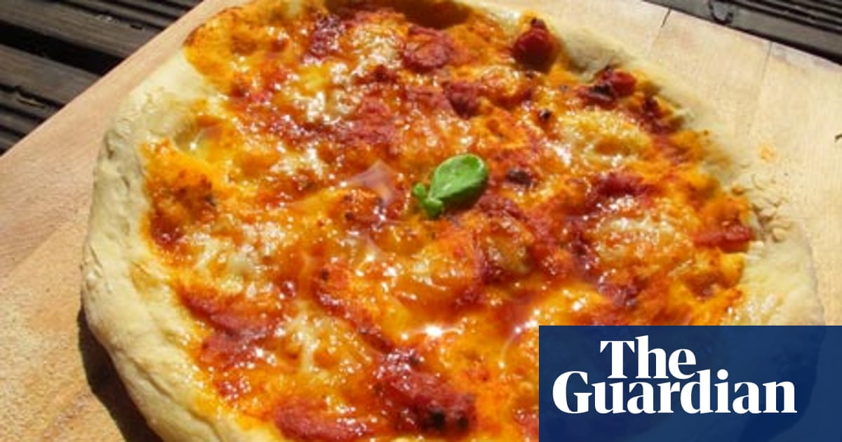How To Cook The Perfect Pizza Food The Guardian