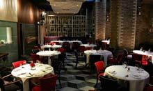The Boundary restaurant, London