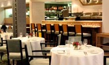 Lutyen's restaurant in Fleet Street