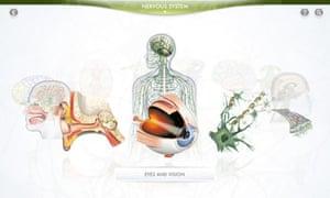 DK The Human Body App for iPad