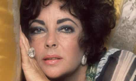 Elizabeth Taylor gems auction