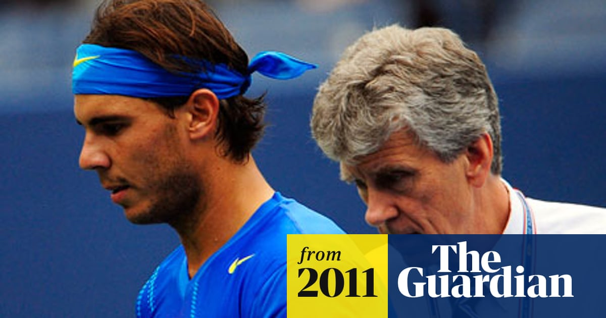 Us Open 2011 Rafael Nadal Leads Revolt Over Dangerous Courts Rafael Nadal The Guardian