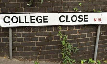 College Close