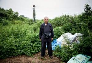 Fukushima: six months on: Fukushima: Priest Koyu Abe