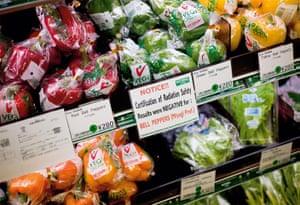 Fukushima: six months on: Fukushima: food labelling