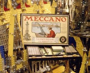 10 best: Product designs: Meccano