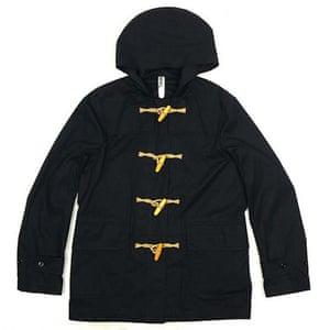 10 best: Product designs: Duffle coat