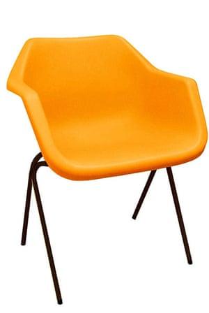 10 best: Product designs: Polypropylene chair