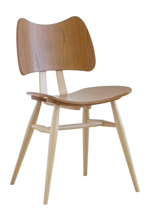 10 best: Product designs: Bow top dining chair