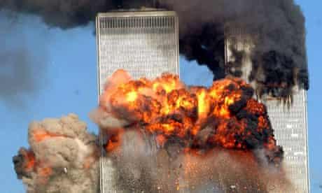 world trade centre explosion