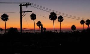 Blackout California