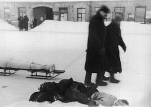 Siege of Leningrad: Siege of Leningrad