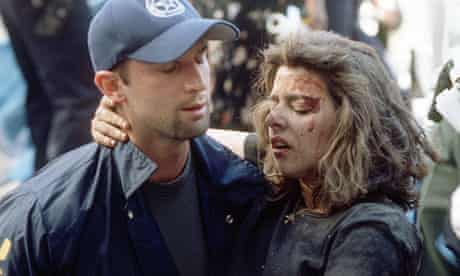 woman rescued after 9/11 attack