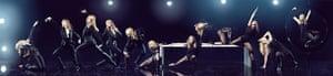 Ophelia Lovibond: Madonna