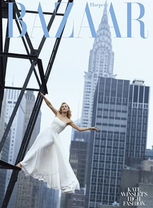 Ophelia Lovibond: Kate Winslet