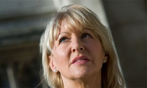The Conservative MP Nadine Dorries has told David Cameron he risks losing the party leadership
