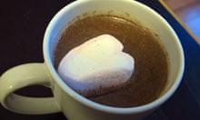 Good Food recipe hot chocolate