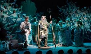 The Enchanted Island, opera 2011