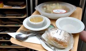 NHS meals